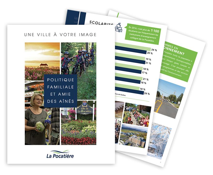 Portfolio-brochure-Politique Ville La Pocatiere
