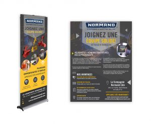 Portfolio-projets-Compagnie Normand
